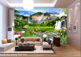 Wallpaper 3d feng shui ft123