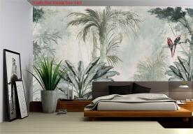 Giấy dán tường phòng ngủ h308