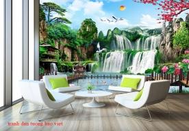 Wallpaper feng shui ft141