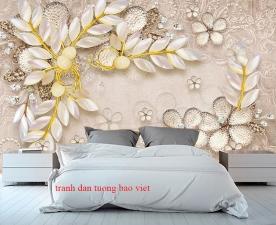 Giấy dán tường phòng ngủ fl225
