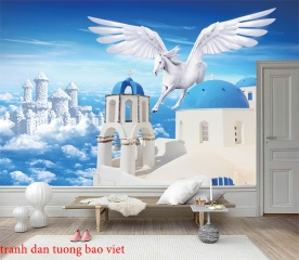 3d wall paintings fm542