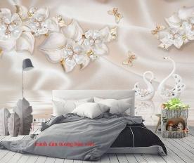Giấy dán tường phòng ngủ fl229