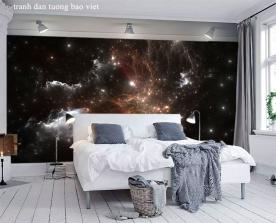 Giấy dán tường phòng ngủ galaxy c217