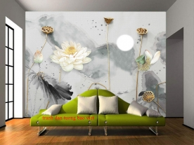 3d wall paintings h342