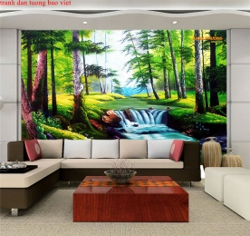 3d wall paintings fm465