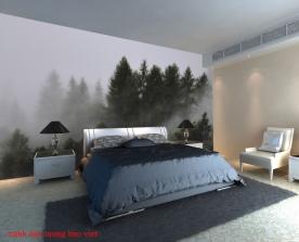 Giấy dán tường phòng ngủ tr364