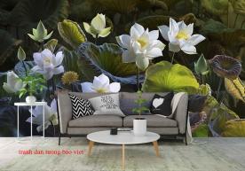 3d lotus flower wallpaper h285