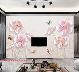 3d wall murals fl234