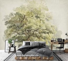 Giấy dán tường phòng ngủ tr239