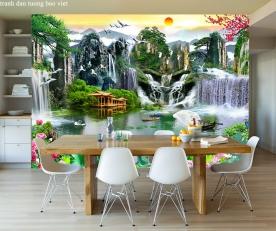 Wallpaper 3d ft120