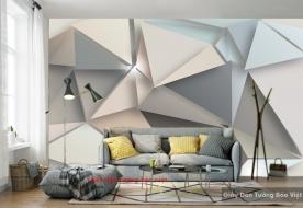 Giấy dán tường đẹp 3D-057