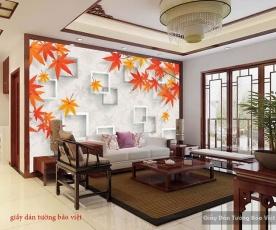 Giấy dán tường đẹp 3D-066