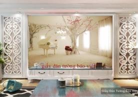 Giấy dán tường đẹp giá rẻ Fm105