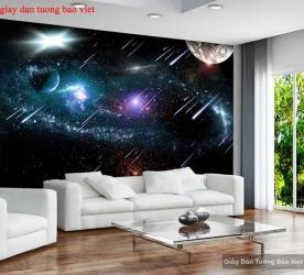 Giấy dán tường galaxy C165