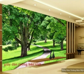 Giấy dán tường phong cảnh Tr120