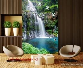 Giấy dán tường phong cảnh W095
