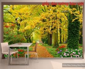 Giấy dán tường phong cảnh đẹp Tr126