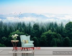 Giấy dán tường phong cảnh đẹp Tr143