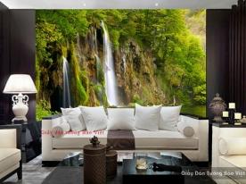 Giấy dán tường phong cảnh thiên nhiên W117