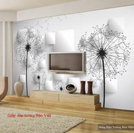 Giấy dán tường 3D-061