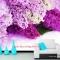 Giấy dán tường hoa 3D H082