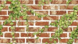 Giấy dán tường hàn quốc giả gạch 40105-1