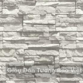 Giấy Dán Tường giả gạch đá 85015-1
