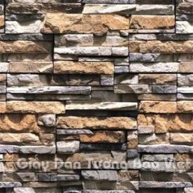 Giấy Dán Tường giả gạch đá 85015-2