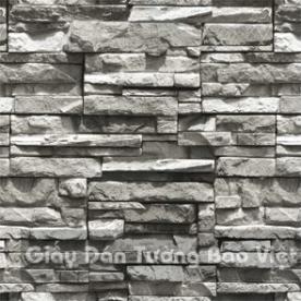 Giấy Dán Tường giả gạch đá 85015-3