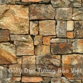 Giấy Dán Tường giả gạch đá 85016-2