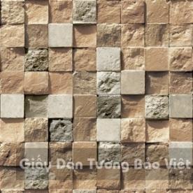 Giấy Dán Tường giả gạch đá 85018-2