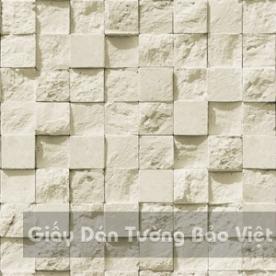 Giấy Dán Tường giả gạch đá 85019-2