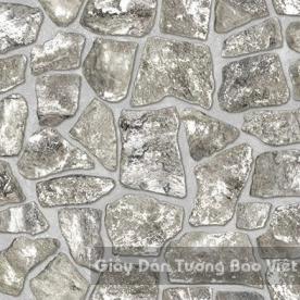 Giấy Dán Tường giả gạch đá 85043-2