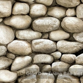 Giấy Dán Tường giả gạch đá 85044-1