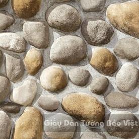 Giấy Dán Tường giả gạch đá 85045-1