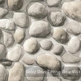 Giấy Dán Tường giả gạch đá 85045-2