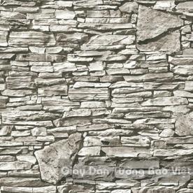 Giấy Dán Tường giả gạch đá 85046-2