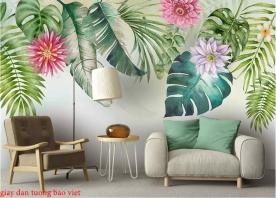 Wallpaper tr299 leaves