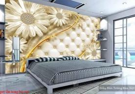 Giấy dán tường phòng ngủ 3d FL150