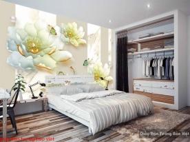 Giấy dán tường phòng ngủ FL133