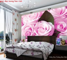 Giấy dán tường phòng ngủ H223