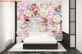 Giấy dán tường phòng ngủ h265