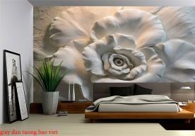Giấy dán tường phòng ngủ h242