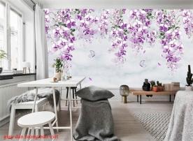 Giấy dán tường phòng ngủ h246