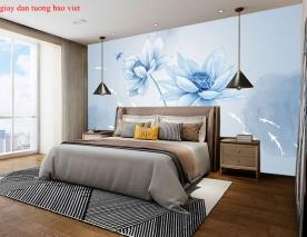 Giấy dán tường phòng ngủ h250
