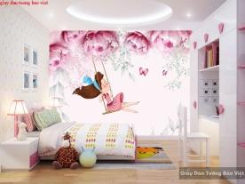 Giấy dán tường trẻ em Kid173
