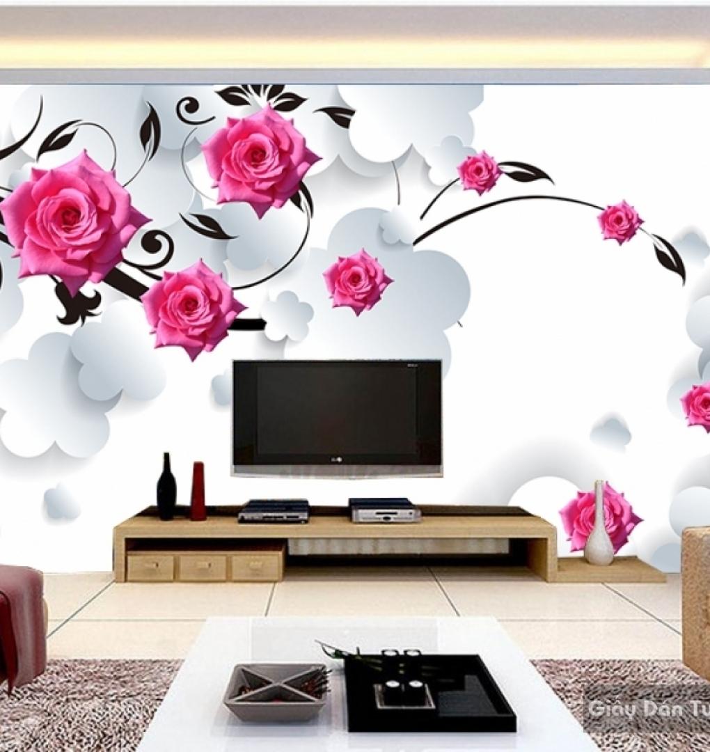 Decal dán tường & kính 3D FL006