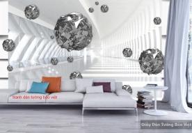 Tranh dán tường 3D-072