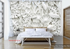 Tranh dán tường 3D-089