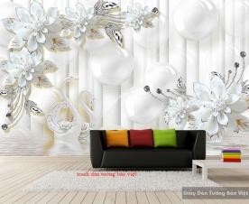 Tranh dán tường 3D FL103